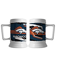 Memory Company Gameday NFL Denver Broncos 16-oz. Graffiti Design Stein