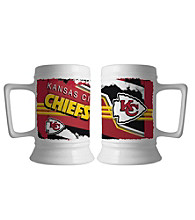Memory Company Gameday NFL Kansas City Chiefs 16-oz. Graffiti Design Stein