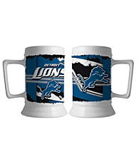 Memory Company Gameday NFL Detroit Lions 16-oz. Graffiti Design Stein