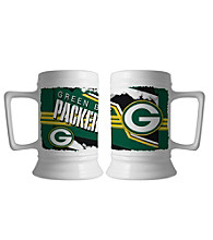 Memory Company Gameday NFL Green Bay Packers 16-oz. Graffiti Design Stein