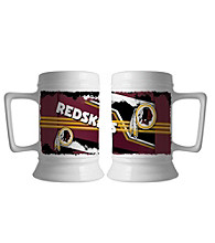 Memory Company Gameday NFL Washington Redskins 16-oz. Graffiti Design Stein