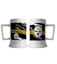 Memory Company Gameday NFL Pittsburch Steelers 16-oz. Graffiti Design Stein