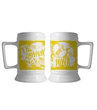 Memory Company Gameday NCAA University of Iowa 16-oz. Graffiti Design Stein