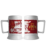 Memory Company Gameday NCAA Iowa State University 16-oz. Graffiti Design Stein