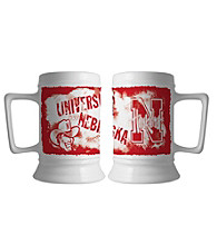 Memory Company Gameday NCAA University of Nebraksa 16-oz. Graffiti Design Stein