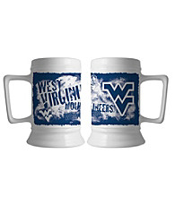 Memory Company Gameday NCAA West Virginia University 16-oz. Graffiti Design Stein