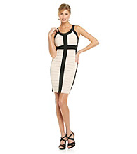 JAX® Banded Jersey Dress