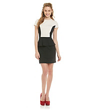 Kensie® Peplum Sheath Dress