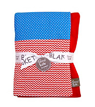 Trend Lab Mommy's Little Monster Receiving Blanket