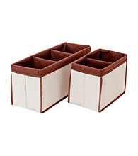 Delta 2-pc. Nursery Organizer Set - Beige