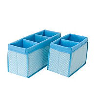Delta 2-pc. Nursery Organizer Set - Baby Blue