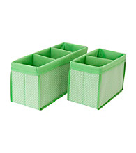 Delta 2-pc. Nursery Organizer Set - Hush Green