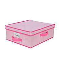 Delta Under the Bed Storage - Barely Pink