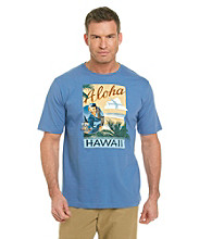 Paradise Collection® Men's Poolside Blue Short Sleeve