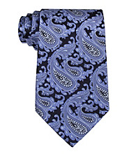 Kenneth Roberts Platinum® Men's Parthenon Paisley Silk Tie