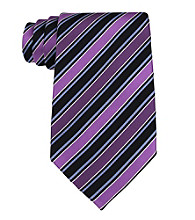Kenneth Roberts Platinum® Men's Salisbury Stripe Silk Tie