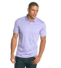 Calvin Klein Men's Short Sleeve Liquid Button Polo