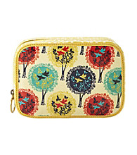Fossil® Bright Multi Key-Per Makeup Case