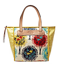 Fossil® Bright Multi Key-Per Shopper