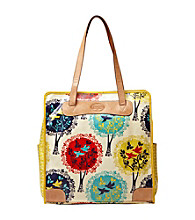 Fossil® Bright Multi Key-Per Tote