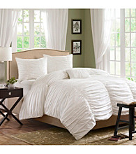 Delancey 4-pc. Comforter Set by Madison Park®