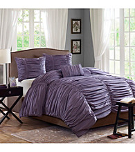 Delancey 4-pc. Duvet Set by Madison Park®