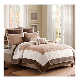 Attingham 7-pc. Coverlet Set by Madison Park®