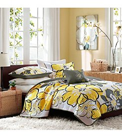 Mi Zone Allison Quilt Set