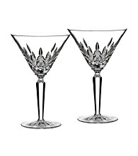 Waterford® Classic Lismore Set of 2 Cocktail Glasses