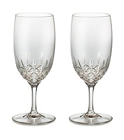 Waterford® Lismore Essence Set of 2 Water Glasses