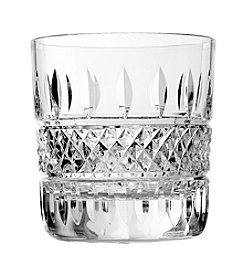 Waterford® Irish Lace Set of 2 Double Old Fashion