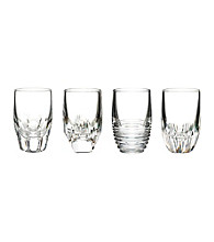 Waterford® Mixed Clear Shot Glasses