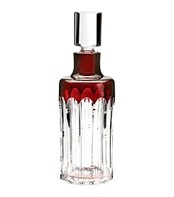 Waterford® Talon Red Decanter