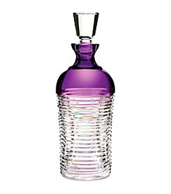 Waterford® Circuon Purple Decanter