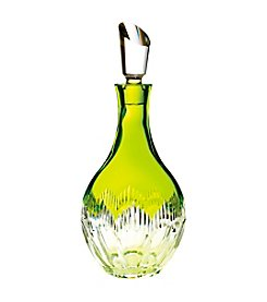 Waterford® Neon Lime Green Decanter