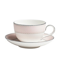 Waterford® Monique Lhullier® Dentelle Blush Teacup