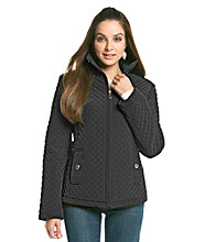 Gallery® Side Tab Quilted Jacket