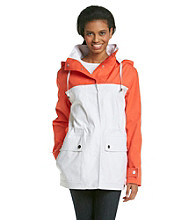 Mackintosh Colorblock Poplin Anorak
