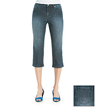 Relativity® Denim Capri