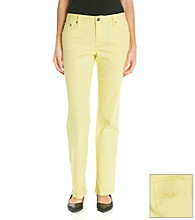 Earl Jean® Straight Leg Color Jean