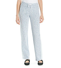 Calvin Klein Performance Spacedye Reverse Panel Sweatpants
