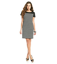 Chaus Striped Dress