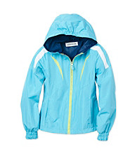 London Fog® Girls' 7-16 Mesh Lined Jacket