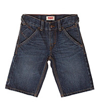 Levi's® Boys' 2T-20 Denim Utility Holster Shorts