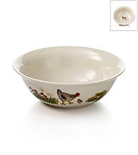 Paula Deen® Southern Rooster Serve Bowl