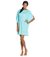 Jasmine Rose® Terry Poncho