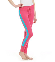 Sleep Riot™ Skinny Sleep Pants - Fuchsia