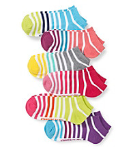 Steve Madden 6-pk. Fashion Socks - Bright Stripe