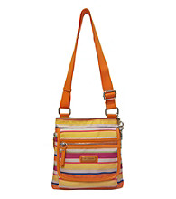 Tyler Rodan™ Bright Stripe Woodway Crossbody