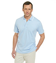 Kenneth Roberts Platinum® Men's Liquid Cotton Tipped Polo